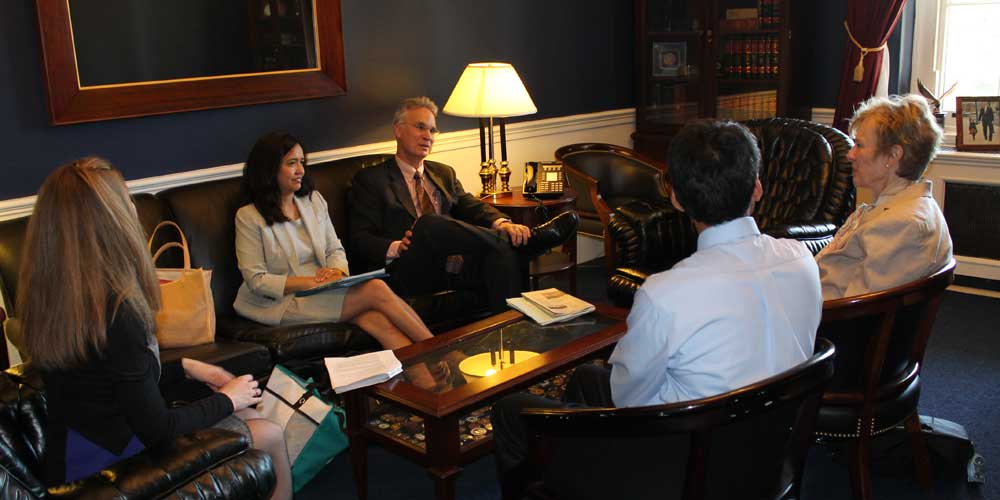 Capitol Hill Meetings