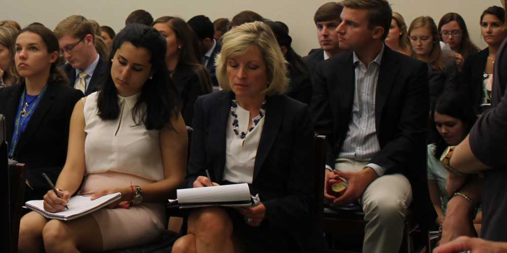 Capitol Hill Briefings